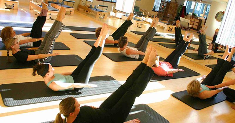 Cours collectifs de pilates aux Sables d'Olonne